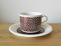 ARABIA Faenza cup & saucer